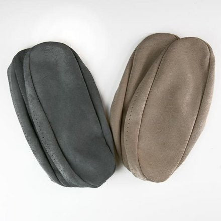 Suede Leather Slipper Soles by Fiber Trends