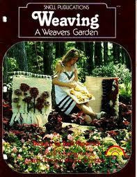"""Weaving: A Weaver's Garden"" by Barb Papernick"