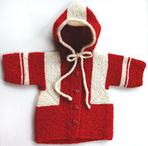 Adult Baby Amp Child S Surprise Jacket Pattern By