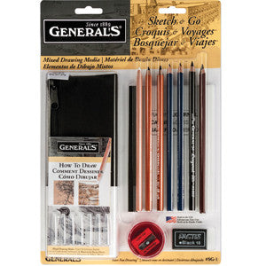 Sketch & Go Sets by General's