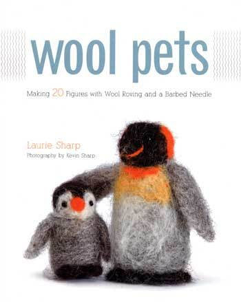 """Wool Pets"" by Laurie Sharp"