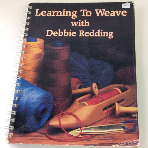 Learning to Weave With Debbie Redding