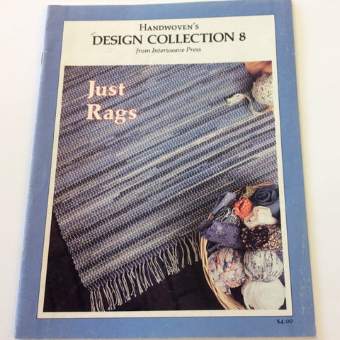 Handwoven's Design Collection 8: Just Rags