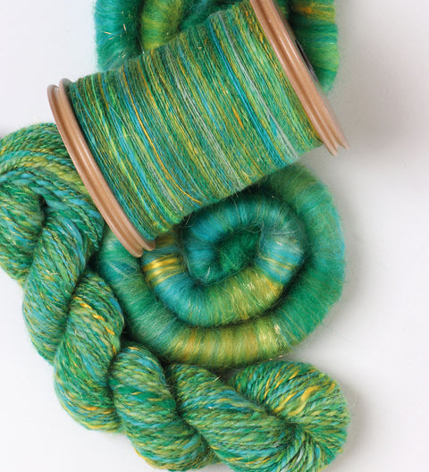 Ashford Kiwi 3, NEW! + How To Spin & Ply Videos
