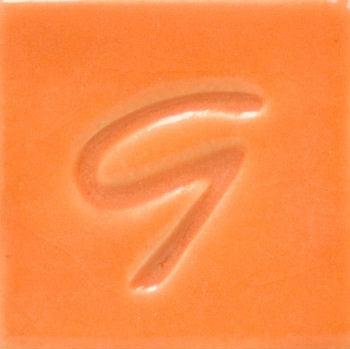 Flame Orange Gloss by Georgie's