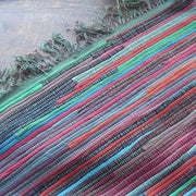 Rag Rug Weaving Class on 4 Harness Looms