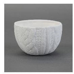 Cozy Sweater Bowl