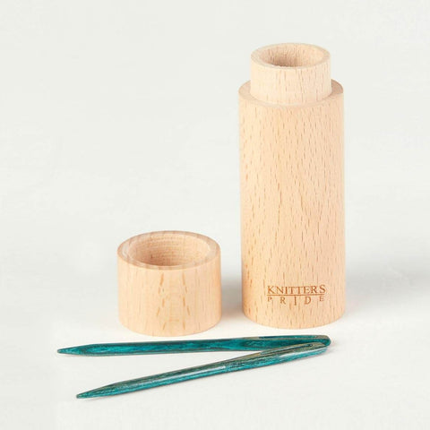 The Mindful Collection: Wooden Darning Needles