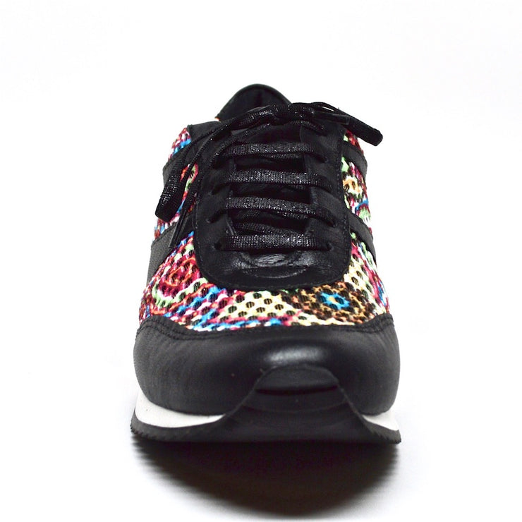 TRAIN TRAVEL SHOE - MULTI/BLACK