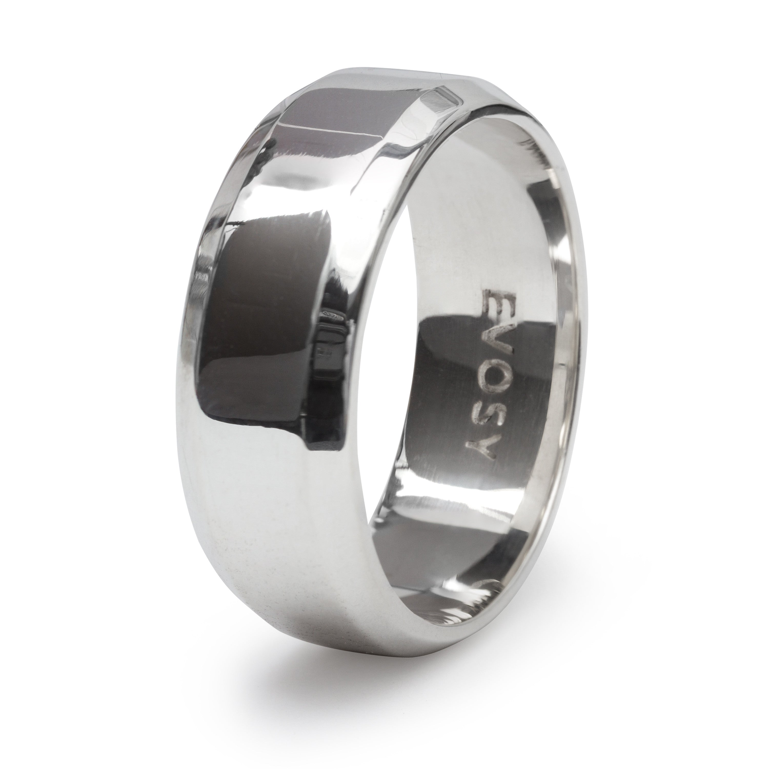 Uni-Ring 925 Sterling Silver Polished Ring
