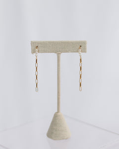 Anaisha Earrings - Gold