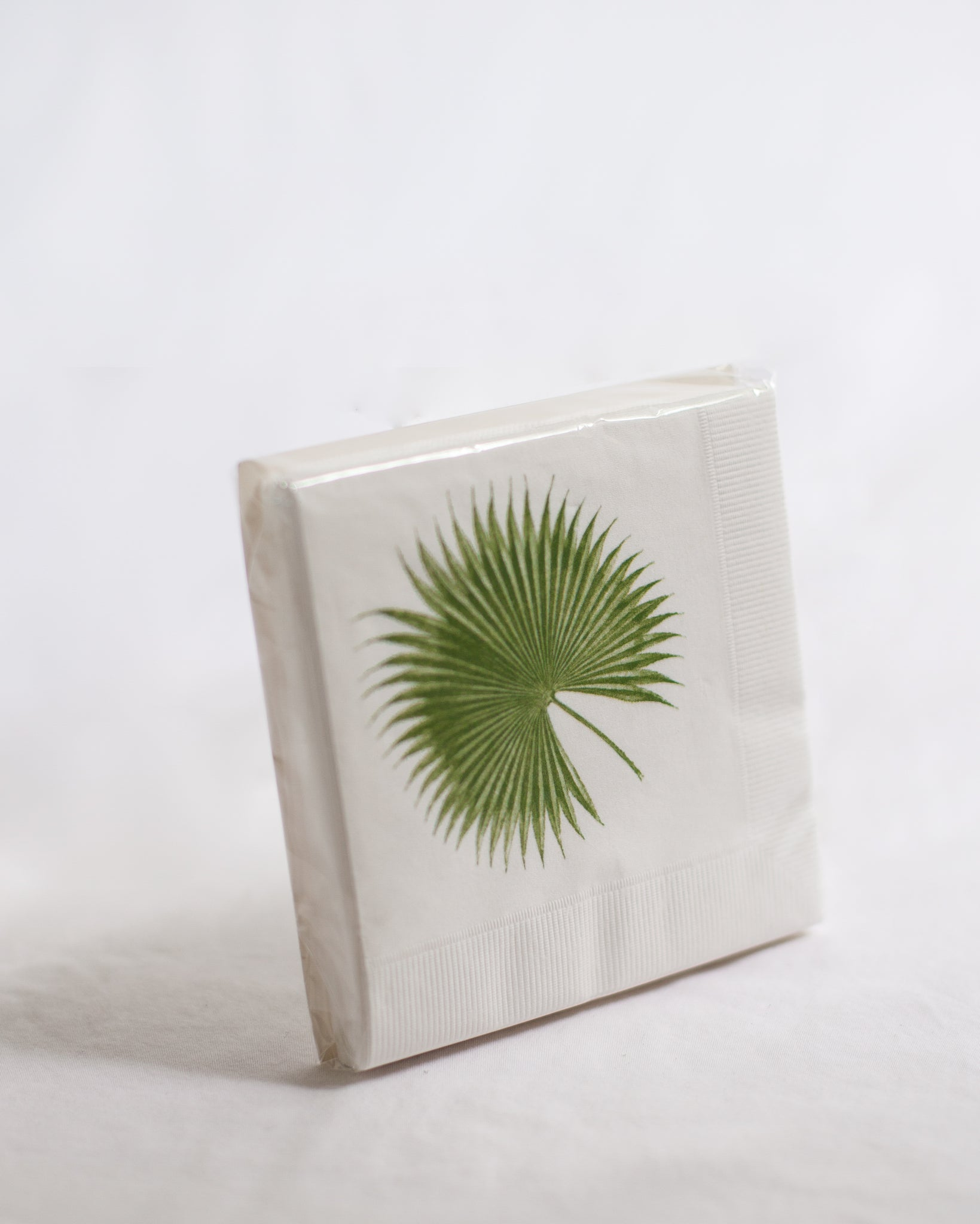 Palm Beverage Napkin