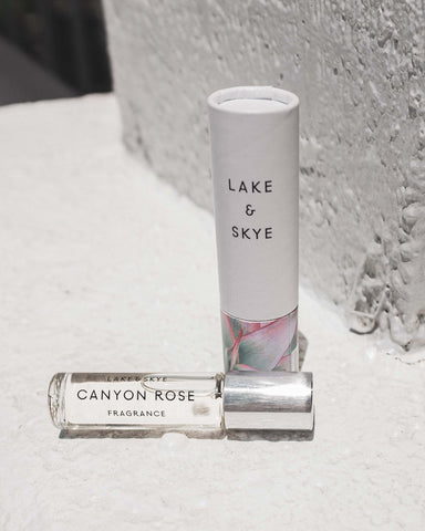 Canyon Rose Rollerball Fragrance Oil
