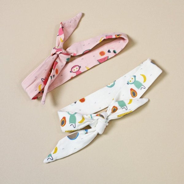 Tropical Jungle Headband Set