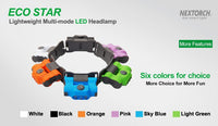 Nextorch Eco Star 48L LED Headlamp