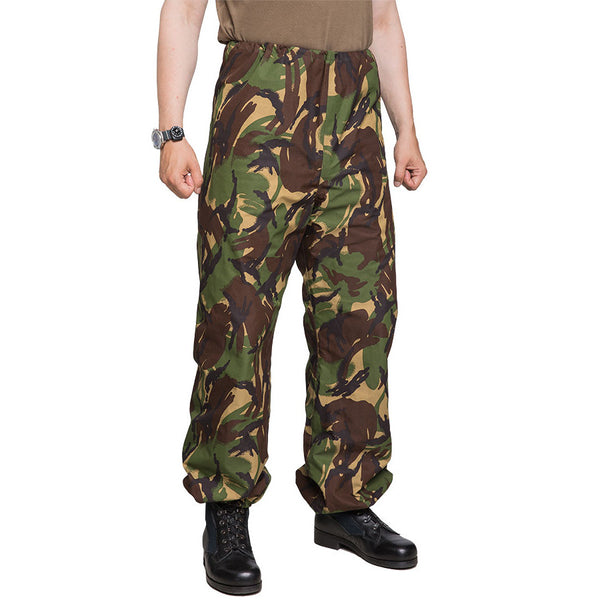 British Army DPM Goretex Trousers