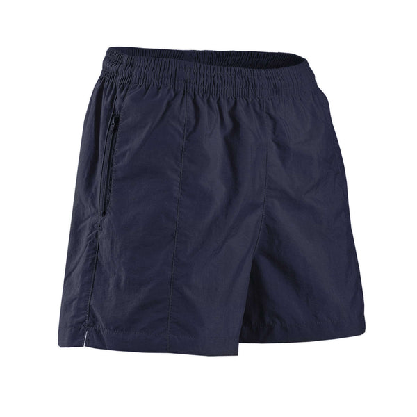Earth Sea and Sky Ladies Taslan Shorts - Navy