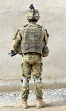 British Army Osprey Body Armour Vest