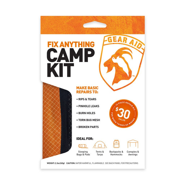 Gear Aid Camp Repair Kit