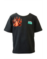 Ridgeline Kids Paw Fleece Tee