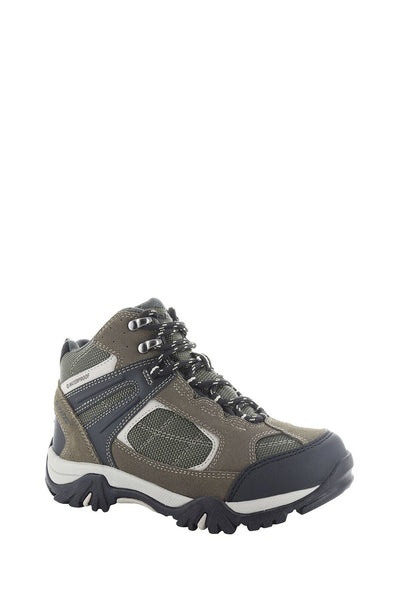 Hi-Tec Altitude VI Lite WP Junior/Womens Boots - Taupe/Olive/Grey