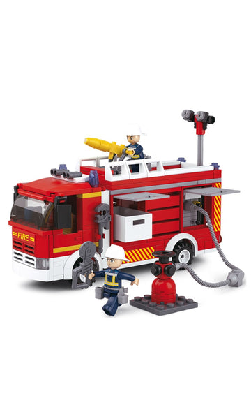 Sluban Fire Engine (B0626)