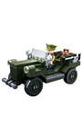 Sluban WWII Allied Light Truck (B0682)