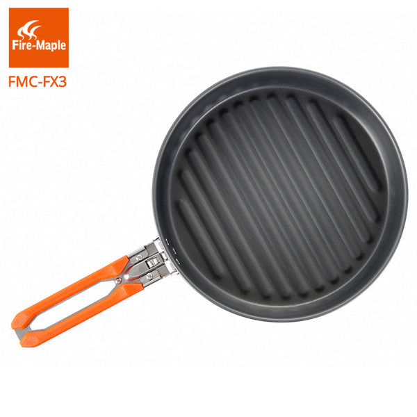 Fire Maple solo 195mm Frying Pan aluminium