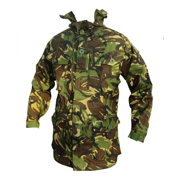British Army DPM Windproof Smock