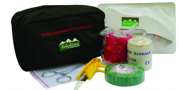 Ridgeline Pig Dog Emergency Stitching Kit