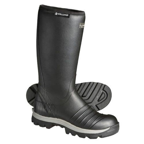 Skellerup Quatro Insulated Knee Length Gumboots