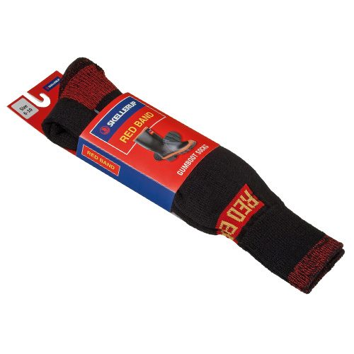 Skellerup Red Band Gumboot Socks