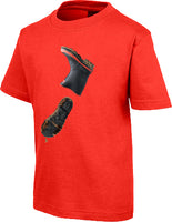 Skellerup Red Band Children's T-Shirt