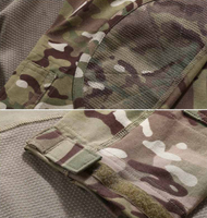 Tactical Camo Shirt