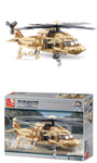 Sluban Black Hawk Helicopter