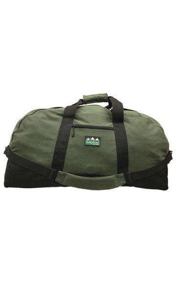 Ridgeline 90 Litre Canvas Duffle Bag **Clearance**