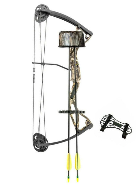 Ek Archery Compound Bow Buster Set: 15-29 lb