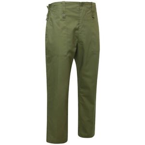 British Army Lightweight Fatigue Trousers