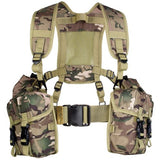 Full PLCE Webbing Set Multicam