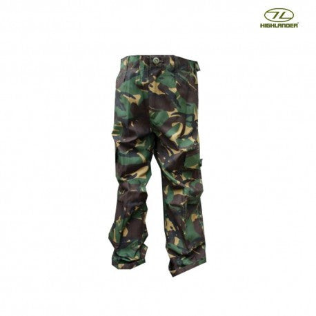 Kids Combat Trousers HMTC/DPM