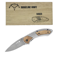 "Ridgeline RANGER 4"" Closed Linerlock Folding Knife***20% off RRP***"