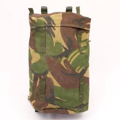 British Army Bergan Side Pouch