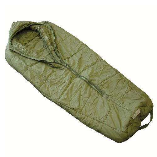 British Army Arctic Sleeping Bag