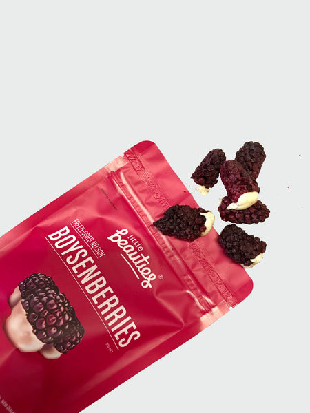 Little Beauties Freeze Dried Boysenberries
