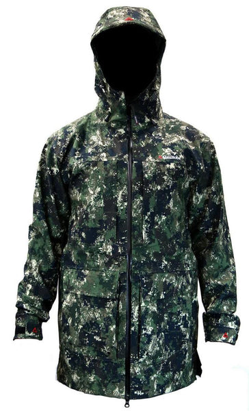 Manitoba Souris Jacket in Tecl-Wood Camo