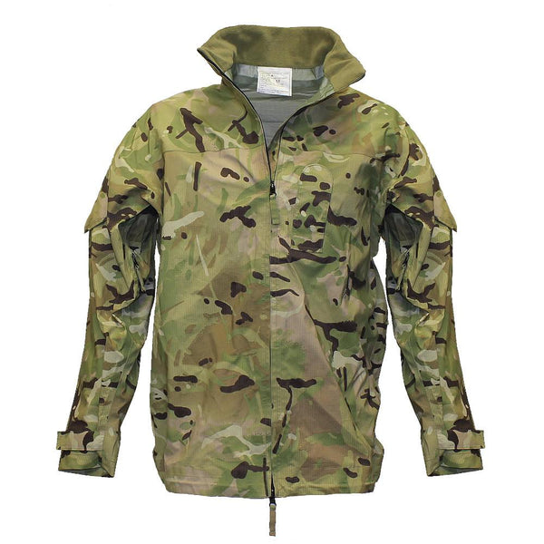 Ex British Army MTP Paclite Jacket