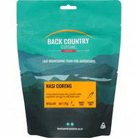 Back Country Nasi Goreng (vegetarian) - Serves 2 - 175 gram pack
