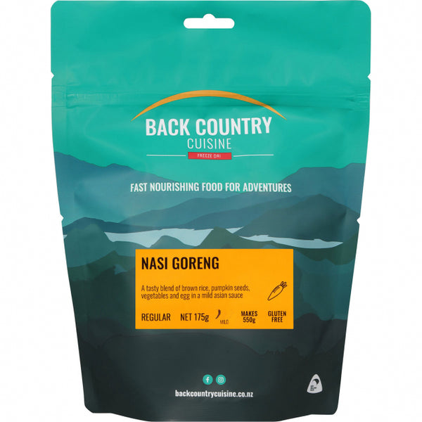 Back Country Nasi Goreng - Serves 2 - 175 gram pack