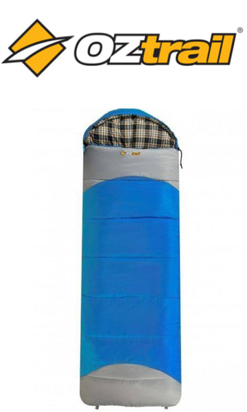 Oztrail Alpine View Hooded -12C Sleeping Bag