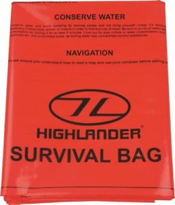 Emergency Survival Bag XL
